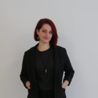 Migena Brahimi - Back End Developer